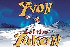 Yvon of the Yukon Episode Guide Logo