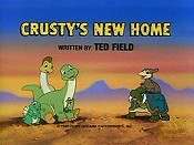 Crusty's New Home Cartoon Picture