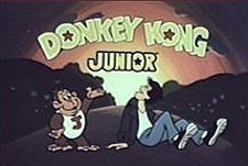 Donkey Kong Jr. Episode Guide Logo