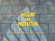 Hector The Protector Picture Of Cartoon
