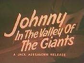 Johnny The Giant Killer Cartoon Picture