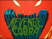 The Revenge Of Cobra, Part 2; The Vines Of Evil Cartoon Picture