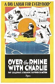 Over The Rhine with Charlie Cartoon Picture