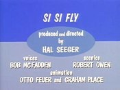 Si Si Fly Cartoon Character Picture