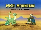 Wish Mountain Cartoon Picture
