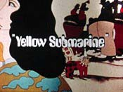 Yellow Submarine Cartoon Character Picture