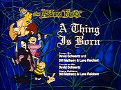 A Thing Is Born Picture Of Cartoon