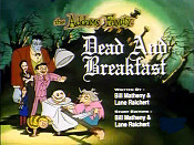 Dead And Breakfast Free Cartoon Picture