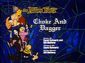 Choke And Dagger Free Cartoon Picture