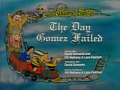 The Day Gomez Failed Pictures Cartoons