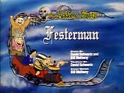 Festerman Free Cartoon Picture