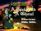 A Girl And A Ghoul Pictures Cartoons