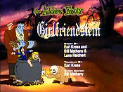 Girlfriendstein Free Cartoon Picture