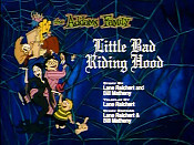 Little Bad Riding Hood Pictures Cartoons