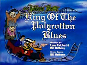 King Of The Polycotton Blues Picture Of Cartoon