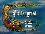 Puttergeist Cartoon Character Picture