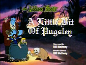 A Little Bit Of Pugsley Pictures Of Cartoons