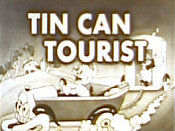The Tin Can Tourist Picture To Cartoon