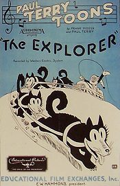The Explorer Cartoon Picture