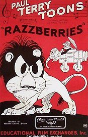 Razzberries Cartoon Picture