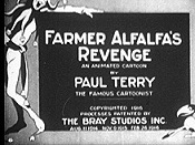 Farmer Al Falfa's Revenge Cartoon Picture