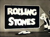 Rolling Stones Cartoon Picture