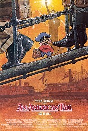 An American Tail Cartoon Character Picture