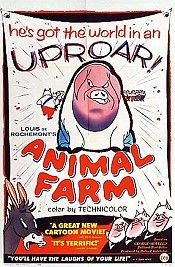 Animal Farm Picture Of The Cartoon