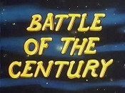 Battle Of The Century Cartoon Picture