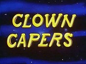 Clown Capers Cartoon Picture