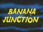 Banana Junction Cartoon Picture
