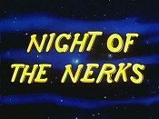 Night Of The Nerks Picture To Cartoon
