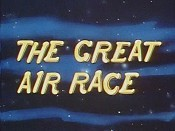 The Great Air Race Cartoon Picture