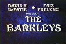 The Barkleys Episode Guide Logo