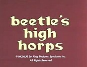 Beetle's High Horps Pictures Of Cartoons