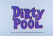 Dirty Pool Cartoon Picture