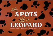 The Spots off A Leopard Cartoon Picture