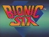 Bionics On! The First Adventure The Cartoon Pictures