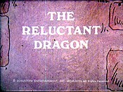 The Reluctant Dragon Cartoon Pictures