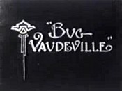 Bug Vaudeville Cartoon Picture
