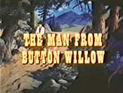 The Man From Button Willow Picture To Cartoon