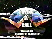 Having A Ball Picture Of Cartoon
