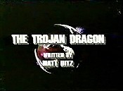 The Trojan Dragon Cartoon Picture
