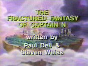 The Fractured Fantasy Of Captain N Picture Of The Cartoon