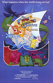The Care Bears Movie Picture To Cartoon