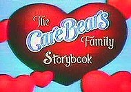 The Care Bear Book Of Facts And Fables Cartoon Character Picture