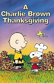 A Charlie Brown Thanksgiving Cartoon Picture