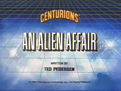 An Alien Affair Picture Of Cartoon