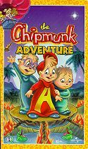 The Chipmunk Adventure Cartoon Picture