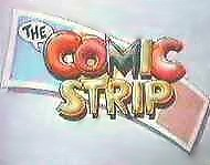The Comic Strip Episode Guide Logo